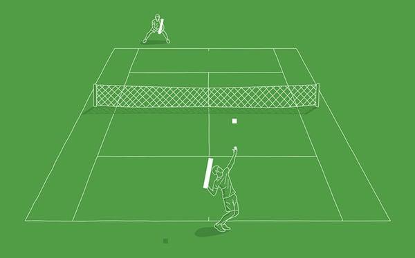 game point by Bradley Oesch