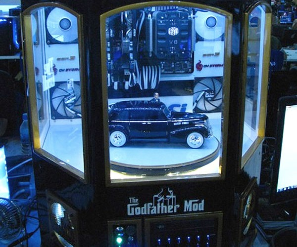 Godfather Casemod Makes You an Offer You Can't Refuse