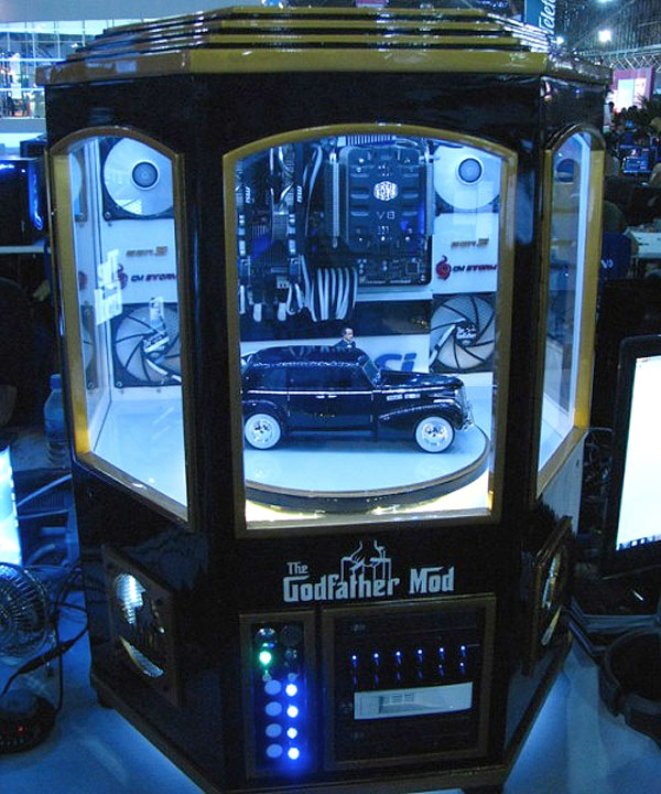godfather casemod 1
