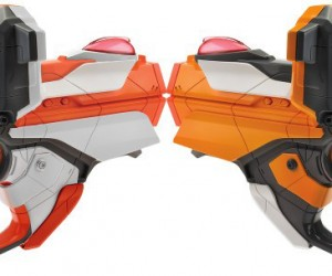 Hasbro Nerf Lazer Tag System Uses iPhone and iPod: No Bazooka Mount for iPad?