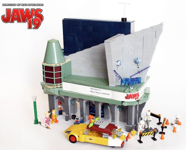 hill valley 2015 lego 2