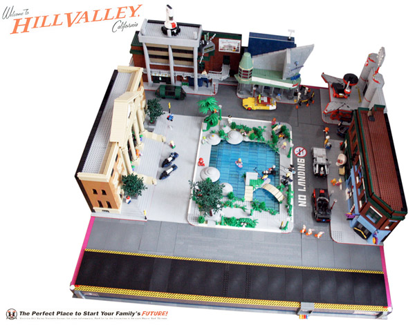 hill valley 2015 lego 4