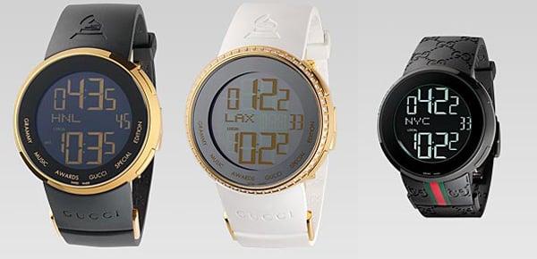 i-gucci grammy watch