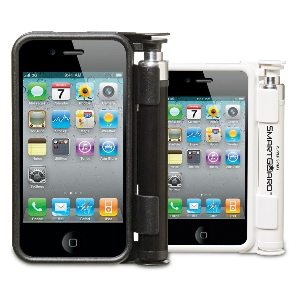 iPhone Pepper Spray Case