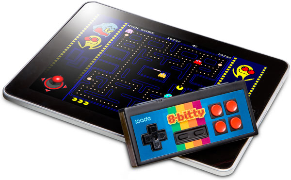 icade 8-bitty gamepad from thinkgeek 2