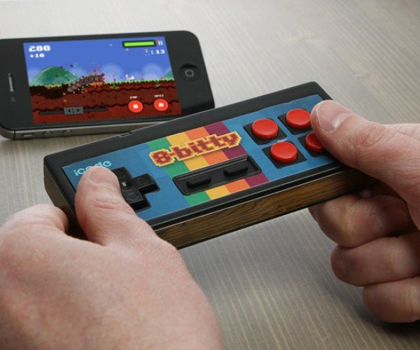 iCade 8-Bitty iOS/Android Gamepad: Retro Controller for Modern Devices