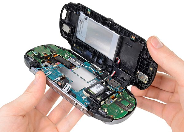 ifixit playstation vita teardown 2