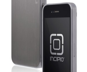 Incipio le deux Cases Put the Metal Back on iPhone 4s