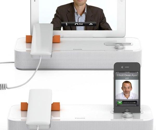 Invoxia AudiOffice: The Ultimate iOS Speakerphone?