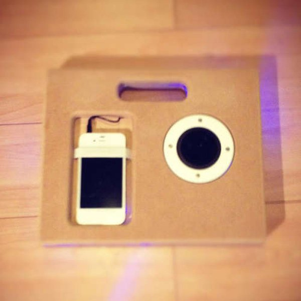 iphone boombox shopbot diy