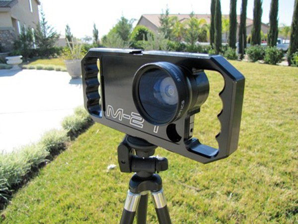 isteady iphone camera mount m-27