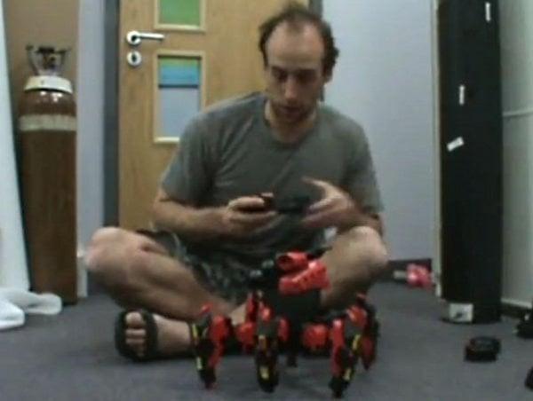 jaimie mantzel robot