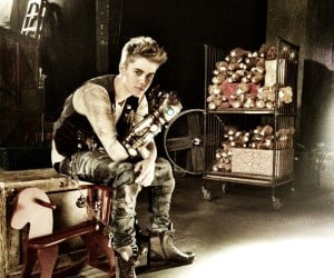 Own Justin Bieber's Steampunk Robot Arm