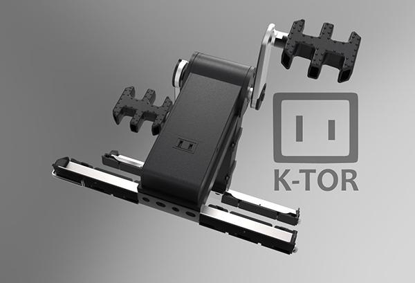 k-tor power box pedal powered generator