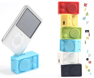 Kiddy Mini Speaker Is for People, Not Cats