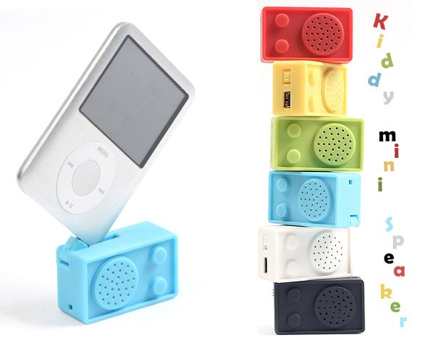 kiddy mini speakers 1