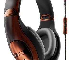 Klipsch M40 Active Noise Canceling Headphones Cut Out Distractions