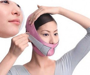 Kogao! Smile Lines Face Belt Gets Rid of Wrinkles, Shuts You Up in the Process
