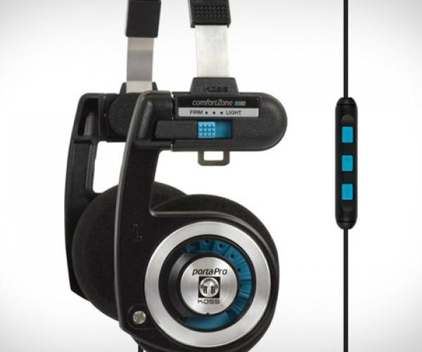 Koss Porta Pro Headphones: Retro-Fantastic?