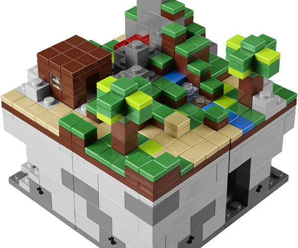 lego minecraft micro world 2