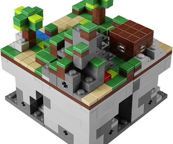 lego minecraft micro world 4