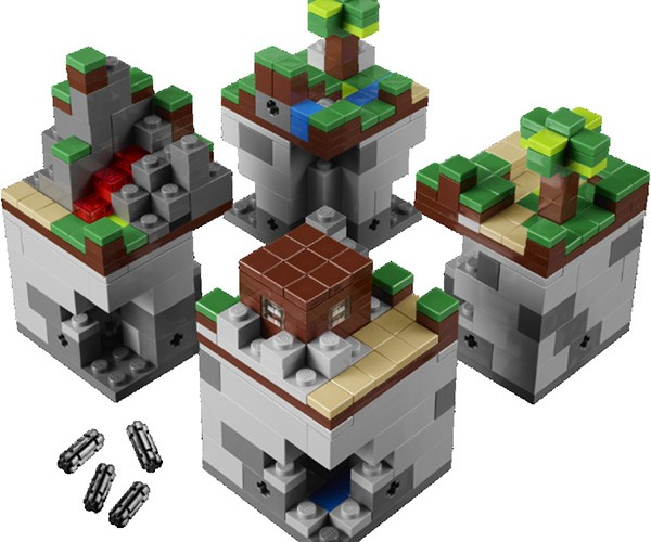 lego minecraft micro world 5