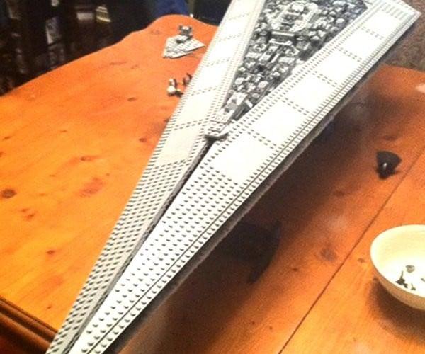 2 Guys Build the LEGO Super Star Destroyer