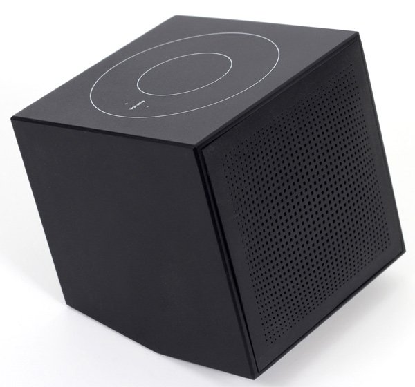 lexon prism speaker clock radio joe doucet