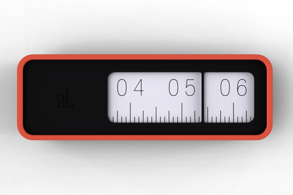 linear clock design 02