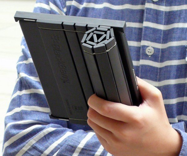 G.O.D.'s Literati Roll Case for Blackberry Playbook: Roll Up Your Tablet