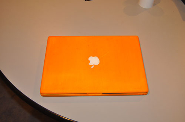 macbook dye project