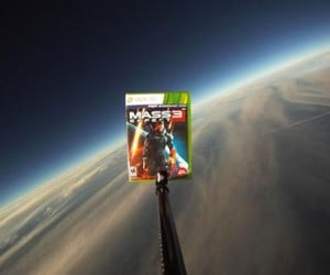 EA Sending Mass Effect 3 Copies into Space with GPS Trackers, Find One If You Can