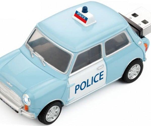 Latest Mini Cooper Flash Drives Will Store Your Italian Job in Style