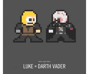 Mega Star Wars Duels: A Long Time Ago and 8-Bits Away