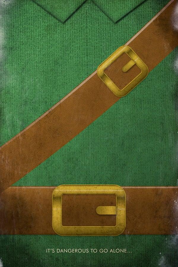 minimalist-zelda-link-poster-2