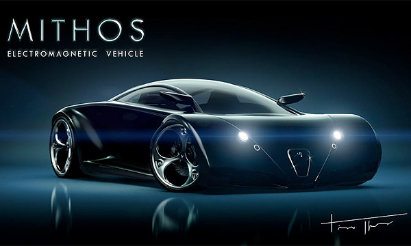 mithos electromagnetic vehicle