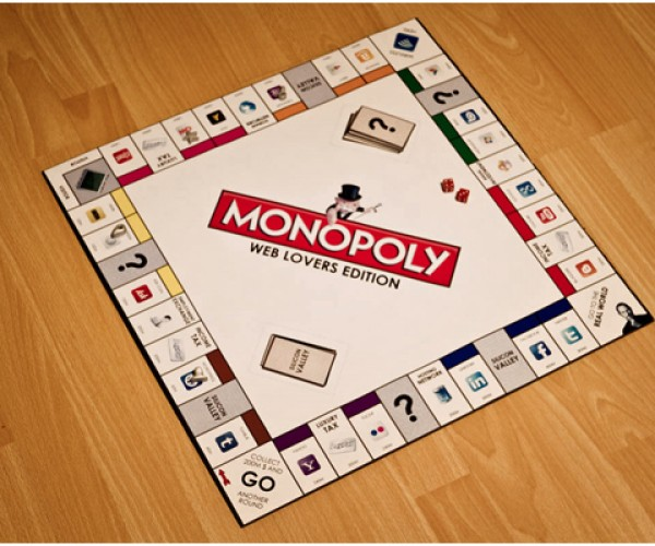 monopoly web lovers edition by make some design 2