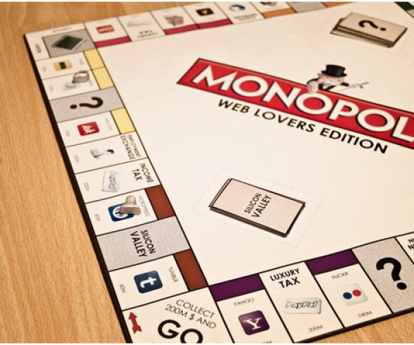monopoly web lovers edition by make some design 3