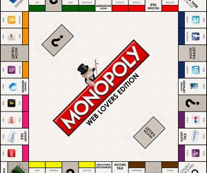 Monopoly Web Lovers Edition: Go Directly to Real World
