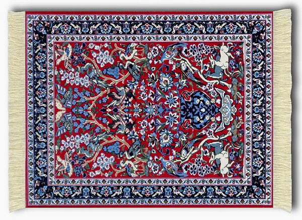Delightful The Designs Are Not Printed On The Rugs; Each One Of The Millions Of Nylon  Microfibers That Make Up Each Mouserug Is Dyed With The Needed Color For  Added ...