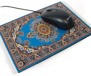 Mouserugs: Tiny Carpets for Your Mouse