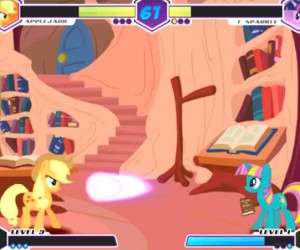 My Little Pony: Fighting is Magic – Brawler for Bronies