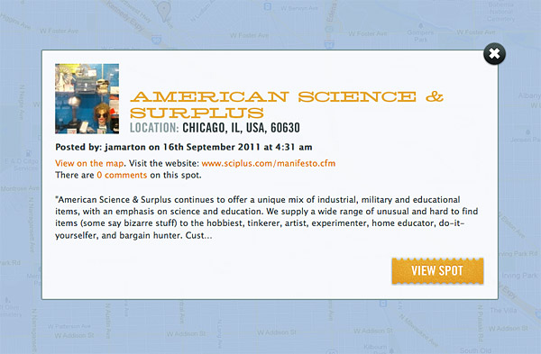 nerdy trips american science