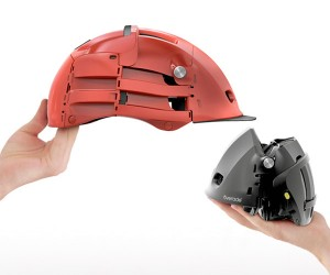 Overade Folding Bicycle Helmet: No Excuses Anymore