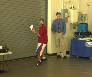 Record for Longest Paper Airplane Thrown, Now Held by a Quarterback