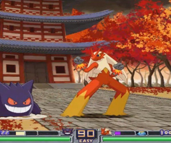 Type Wild 2D Fighting Game: the Natural Evolution of Pokémon?