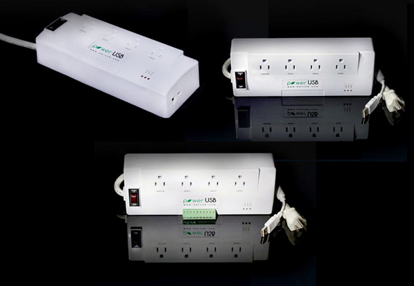 power usb power strips