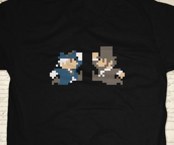 8-Bit Abe & George: Play Your Favorite for President's Day