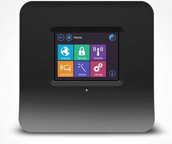 Securifi Almond Wi-Fi Router Gets Touchscreen Controls