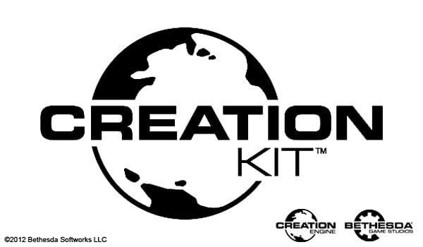 skyrim creation kit logo